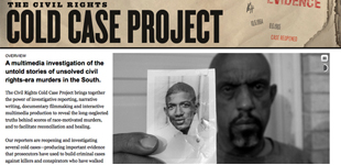 The Civil Rights Cold Case Project